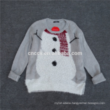 16JW612 christmas pullover sweater