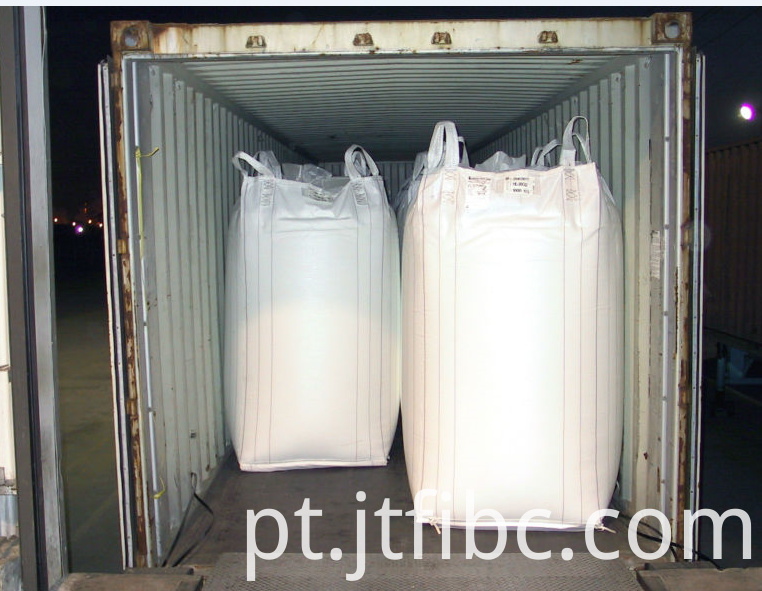 Calcium Carbonate Jumbo Bag