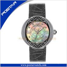 Reloj de pulsera de cuarzo popular de la manera de las señoras de la venta popular Psd-2364