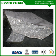 high purity best price Sb2o3 99.9% Antimony Ingot / stibium ingot