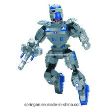 Defensor del cielo de Pvo del diseñador de la serie del transformador 176PCS bloquea juguetes
