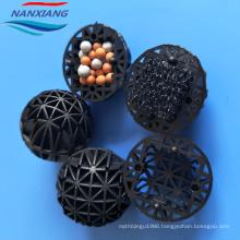 aquarium filter media bio balls with cotton for fish farm