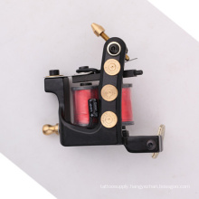 Bullet Handmade 10 Wraps Coil Tattoo Machine for Shader Liner