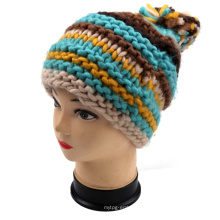Fashion Hand Knit Hat Patterns