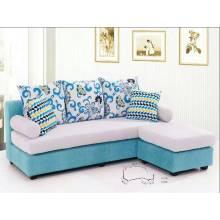 Современный секционные диван, диван-ткань, гостиной диван (S067B)