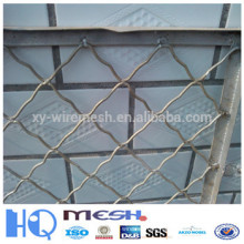 beautiful grid wire mesh(manufacturer)