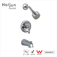 Haijun Newly Design AB1953 Artistic Brass Wall Mounted Shower Facuets