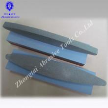 Fabricant de pierre d'huile d'oxyde d'aluminium de 230 * 33 * 12mm