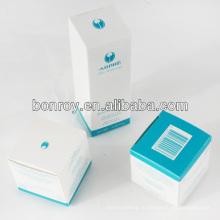 Косметическая Бумажная Упаковывая Из Китая Производитель &Изготовленный На Заказ Промотирования Косметические Бумажные Коробки
