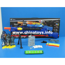 New Toy Gun Airsoft Gun with Water Bullet (BLUE\BLACK) (887709)