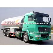 CHEMICAL TANK TRUCK CAPACITY 18 M3