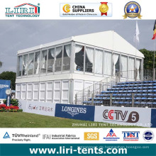 Großes Doppeldecker-Zelt für heißen Verkauf