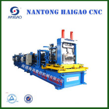 low price punching c roll forming machine