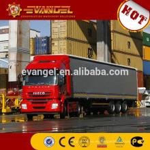 pick-up trucks IVECO marca carros de carga pequeña para la venta 10t dimensiones de camiones de carga