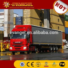 pick-up trucks IVECO brand small cargo trucks for sale 10t cargo truck dimensions
