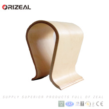 Wholesale Reliable Quality New Design Wooden Headphone Stands,Wooden Earphone Stands,Wooden Headphone Holder