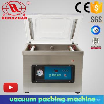 Junta plana máquina del vacío para las bolsas de embalaje