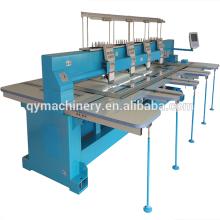 Tapa y plana de múltiples cabezas Precio de la máquina de bordar, Sequin L / chain bordado S / Simple maquinaria de bordado de la toalla