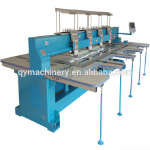 Cap and flat multi head Embroidery machine price, Sequin L/chain embroidery S/Simple towel embroidery machinery