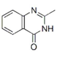 Name: 4(3H)-Quinazolinone,2-methyl- CAS 1769-24-0
