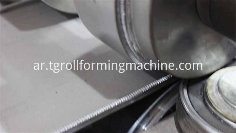 Cold Bending Equipments for Pipe Rack