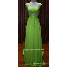 green with beaded sash cocktail dress evening party dresses nadia