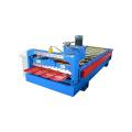 Teja Teja Hoja Panel Rollo Formando Máquina de hacer