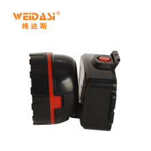 Tocha principal conduzida portátil profissional recarregável do preço de fábrica para a caminhada de acampamento