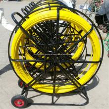 Tiges de conduit en fibre de verre traçant la tige de conduit de câble FRP