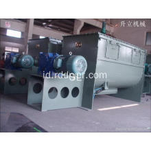 Feed Horizontal Double Ribbed Mixer