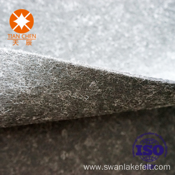 Polyester Needle Punched Felt Cloth Fabric