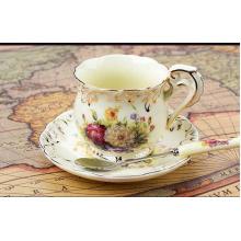 Mejor grado cerámica de té de la taza de hueso de China para la venta