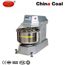 Industrieller Hausgebrauch-elektrischer gewundener Mehl-Teig-Edelstahlmixer