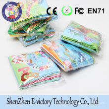 Learning Educational Toys Soft Cloth Book For Baby