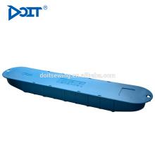 6 pás, fornecedor chinês móvel aerador da roda de pá da lagoa de peixes para o shimp, oxyen dos peixes