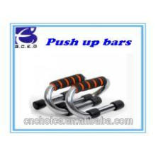 U shaped breast sexy push up set fitness push up bar