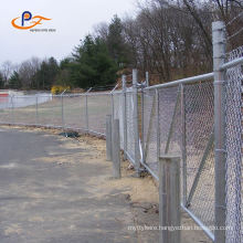 11.5 Gauge Galvanized Chain Link Fence