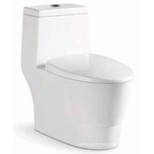 Sanitary Ware Quality Céramique Salle de bain Toilette à une pièce (6210)