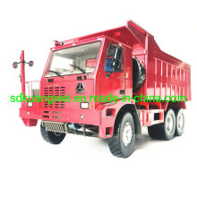 Sinotruk New Design HOWO 50t 70t Mining Dump Tipper Truck Sinotruk HOWO 8X4 Dump Truck High Power New Sinotruk HOWO Truck Diesel Engine