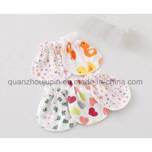 Gants de moufle bébé coton personnalisé pour prévenir le visage