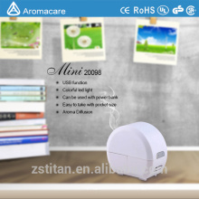 Mini USB Humidifier Aroma Diffuser Essential Oil Diffuser