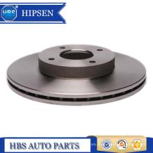 Vorderachse 280mm Bremsscheibe AIMCO 31057 für Infiniti / Nissan