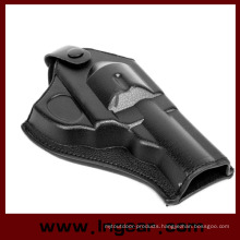 Tactical Army Force Leather Revolver Pistol Holster (Short)