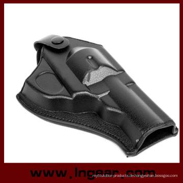 Taktische Armee Kraft Revolver Pistole Lederholster (Kurzfilm)