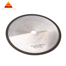 forma de disco de corte de rueda de diamante / muela abrasiva CBN