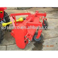 Kehrmaschine für Traktor mit CE