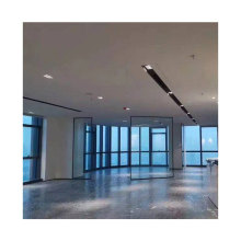 hot sell building tempered glass for office door interior low iron toughened glass for conference room partition