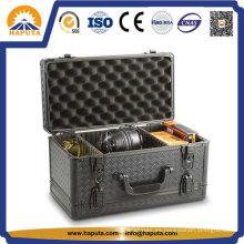 Marco de aluminio bloqueo caza equipo pistola caso/caja