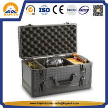 Alumínio moldado bloqueio caça equipamentos arma caso/mala de transporte