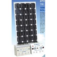 Gerador solar recentemente portátil, sistema de energia solar